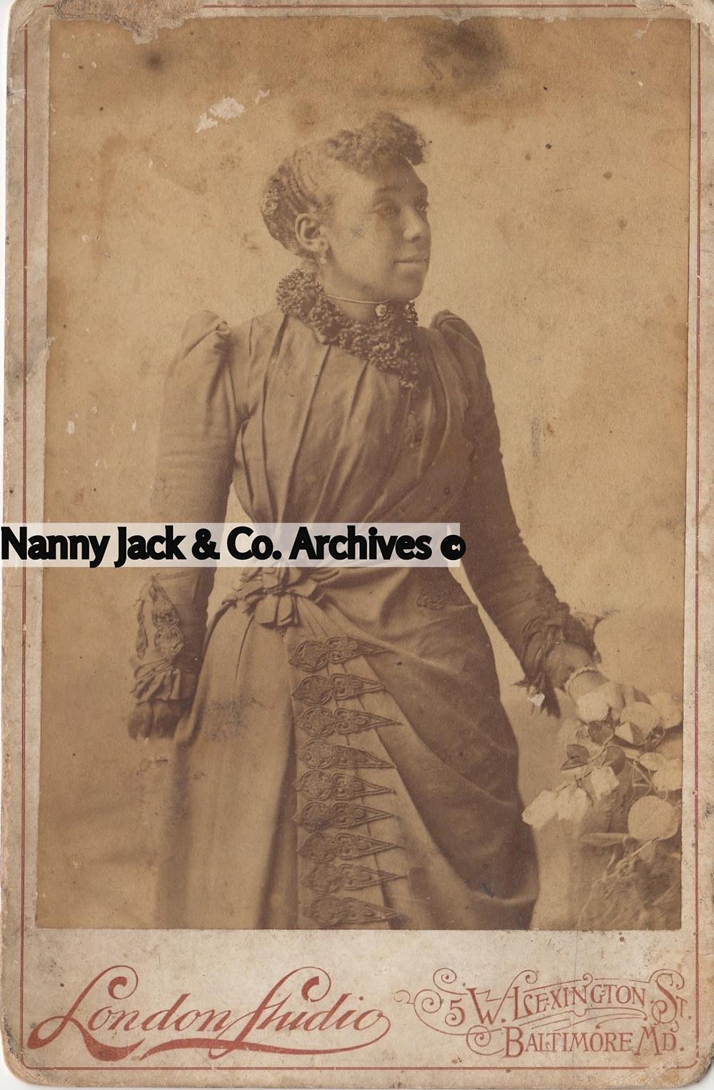 Mrs. Amelia Etta Hall Johnson