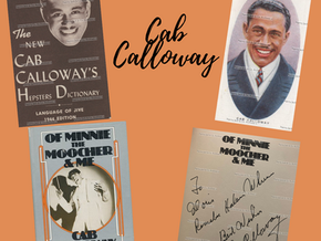 Chattin' with Cab Calloway's Grandson, Peter C. Brooks