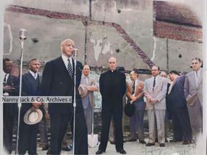 This Week in History: Lafayette Market Groundbreaking, October 7, 1955