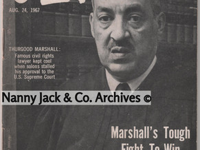 On this day: Thurgood Marshall Appointed to Supreme Court