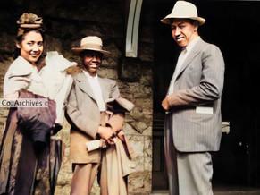 Monday Memories: Little Willie Adams, Victorine Adams, and Kenneth Bass