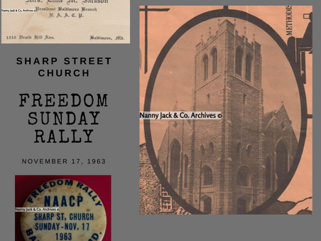 On This Date: Freedom Sunday Rally (November, 17, 1963)