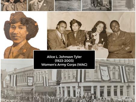 Veterans Day: Honoring Alice L. Johnson Tyler, WAC