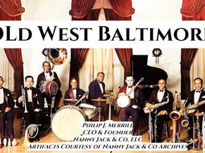 Old West Baltimore Presentation, Baltimore City Historical Society