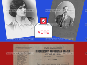Estelle Hall Young and the Independent Republican League