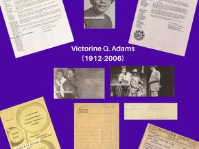 Victorine Quille Adams