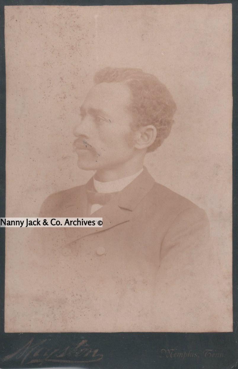 Rev. Benjamin Albert Imes (Moyston, Memphis TN)