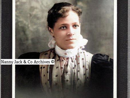 Wisdom Wednesday: Violetta Clarke Baker