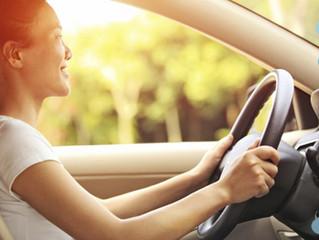 Cuidados ao volante evitam acidentes e dores nas costas