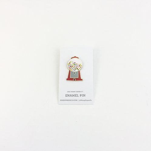 Gum Machine Pin