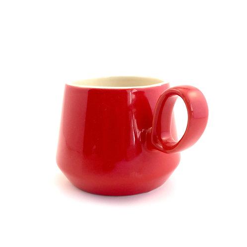 Retro Inspired Flared Mug