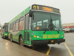 'Toonie transit': P.E.I. announces 2 new public transit routes in move toward Island-wide system