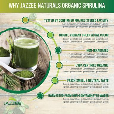 Why Jazzee Naturals Organic