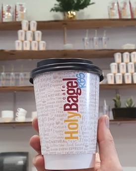 Coffee Cup Holy Bagel RBS