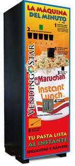 Maruchan Vending machine