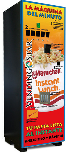 Maruchan Vending machine