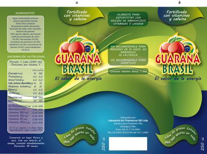 Label Guarana