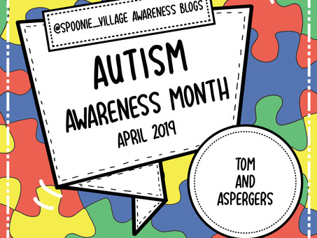 Tom on Life With Aspergers