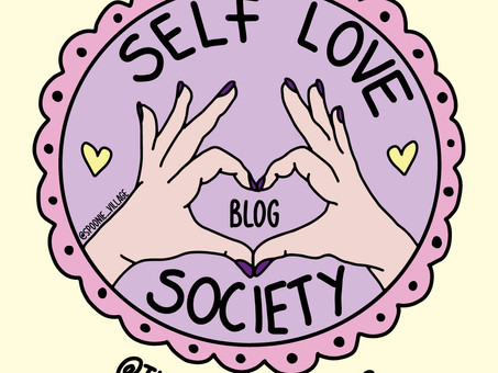 Self Love Society #2: Lauren from The Positive Page