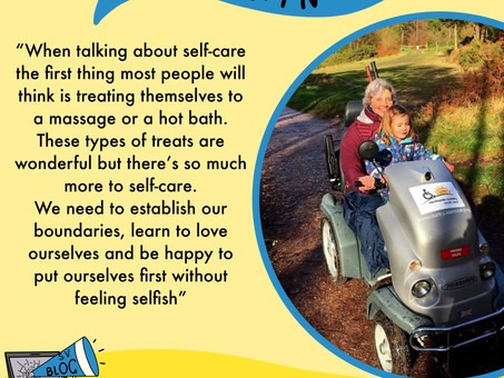 Kathryn Says- How Do You Practice Self Care?