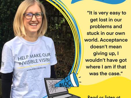 Sue Kidd - A leisurely stroll is a gift