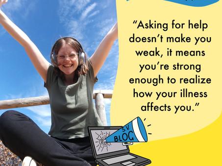 Kiara Dijkstra - 10 Steps Towards Accepting Your Chronic Illness