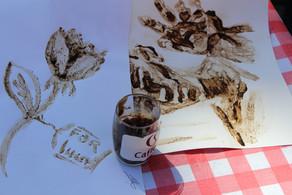 Tekenen van CaffeInk