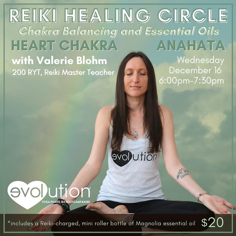 Reiki Healing Circle