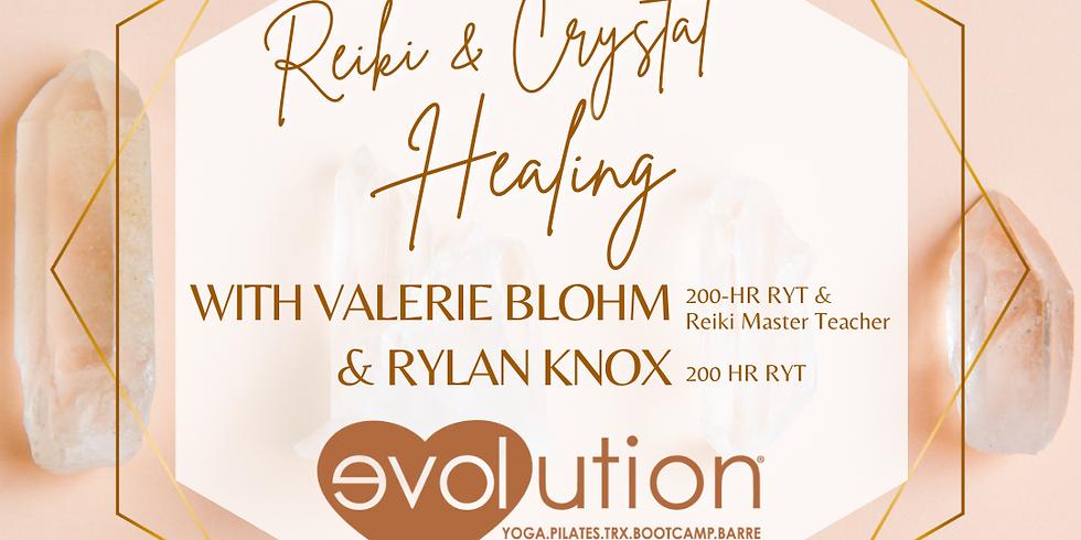 Reiki & Crystal Healing