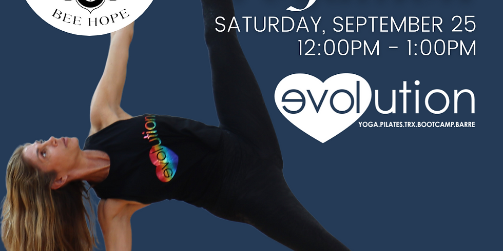 Yoga4B 8th Annual Yogathon: HOT POWER FLOW