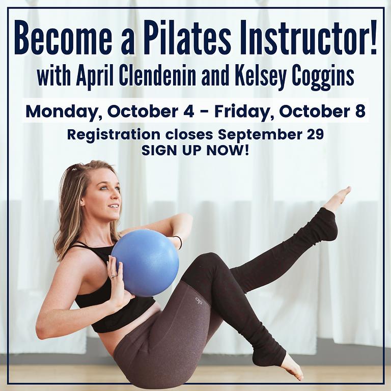 Hot Pilates Teacher Training