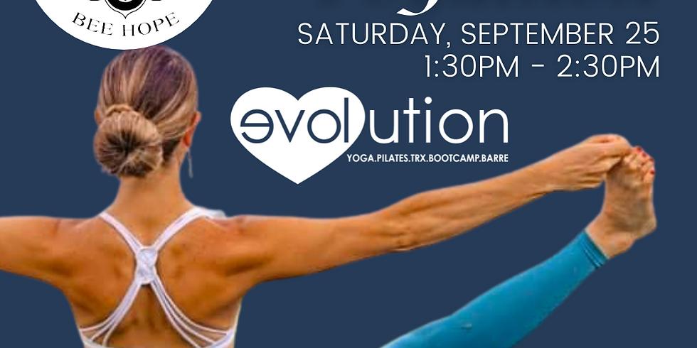Yoga4B 8th Annual Yogathon: RAJA with Barbara Fretes