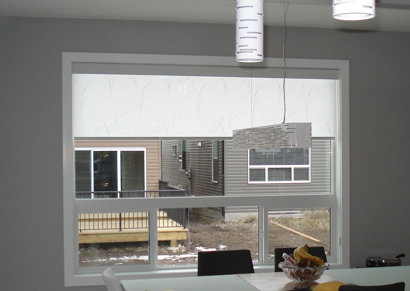 Beautiful Blinds White Designer