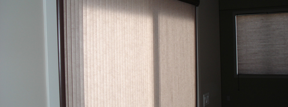 Beautiful Blinds Slideview Honeycombs
