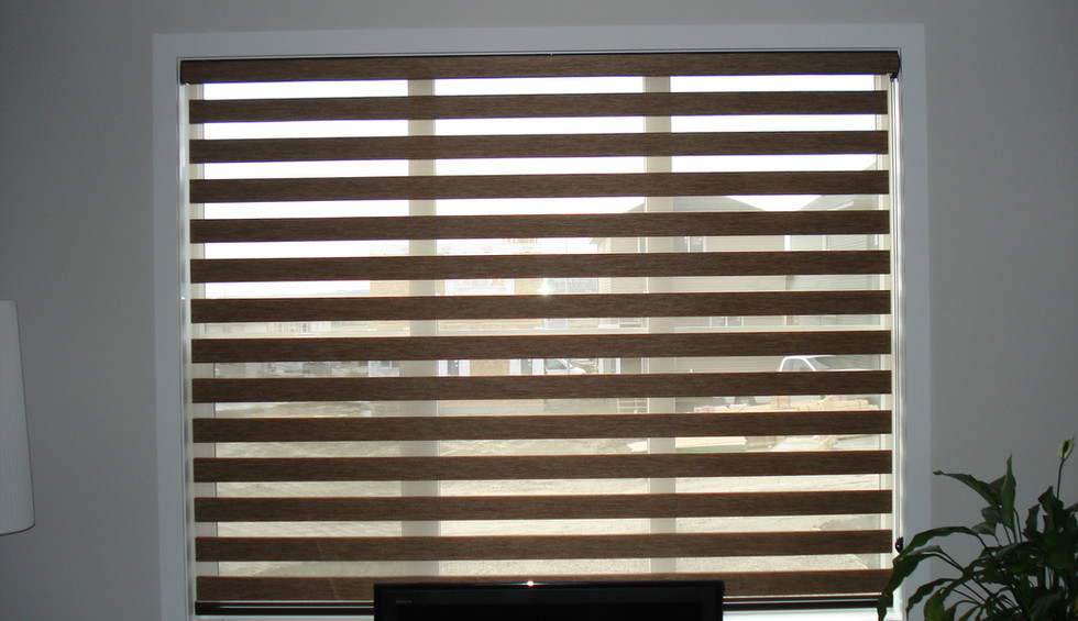 Beautiful Blinds Brown High-Lites
