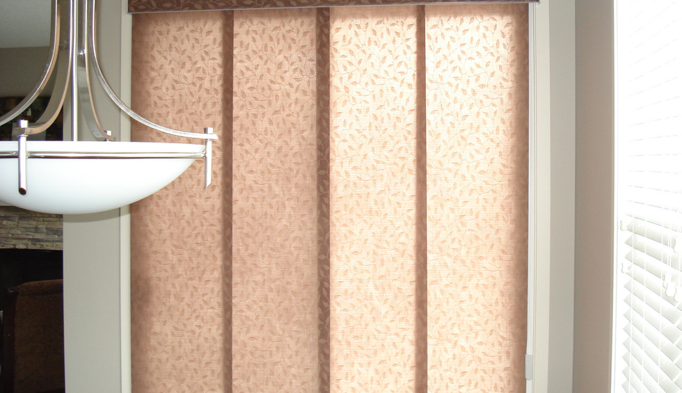 Beautiful Blinds Panel Drapes