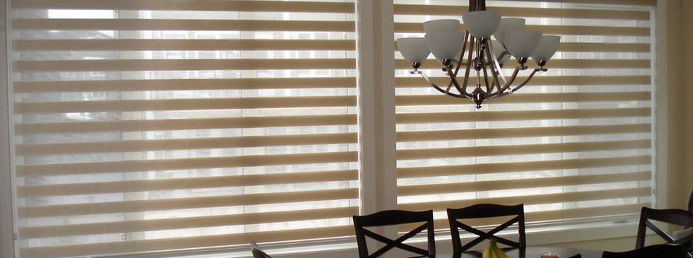 Beautiful Blinds Light Brown High-Lites