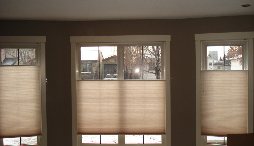 Beautiful Blinds Brown Honeycomb