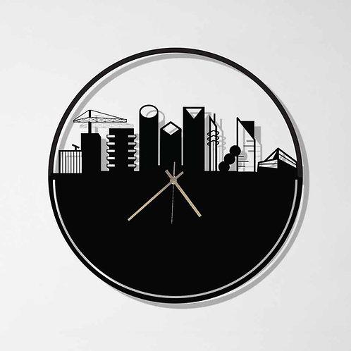 שעונים  | TLVשעון בעיצוב העיר תל אביב