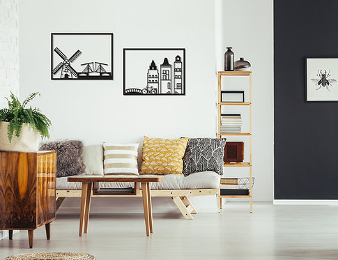Amsterdam | special edition | wall art
