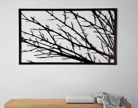 Branches in motion | wall art