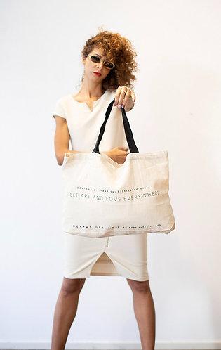 SHOPPING  BAG  BY GLYPHS