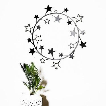 Stars circle | wall art