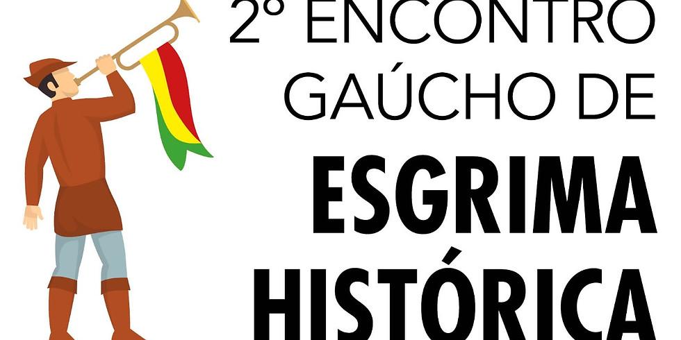 2º Encontro Gaúcho de Esgrima Histórica