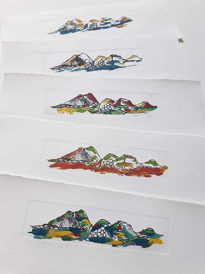 Chaine de montagne 1