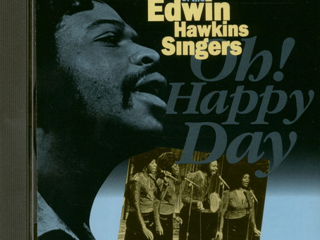 """Black History Tribute to Edwin Hawkins, Popularizer of """"Oh Happy Day"""""""