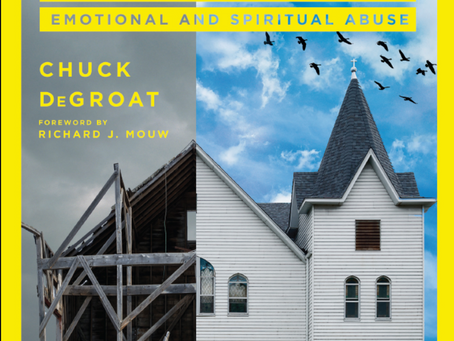 """""""When Narcissism Comes to Church"""" by Chuck DeGroat"""