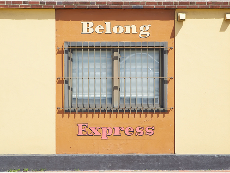 """""""I Belong Here"""" by Rudy Currence"""
