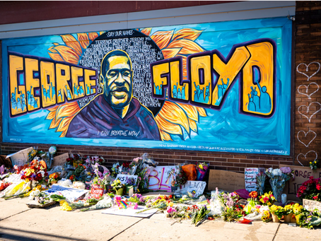 One Year Since George Floyd's Murder, and Still Some Things Need to Change in the White Church