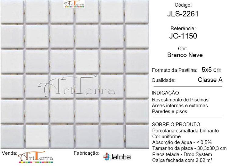 JC-1150 BRANCO NEVE 5x5